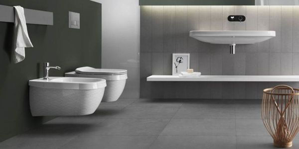 In collaboration with leading designers, Hatria presents a new concept of living where design and elegance come together to fashion the new made-to-measure Abito collection for contemporary bathrooms.
