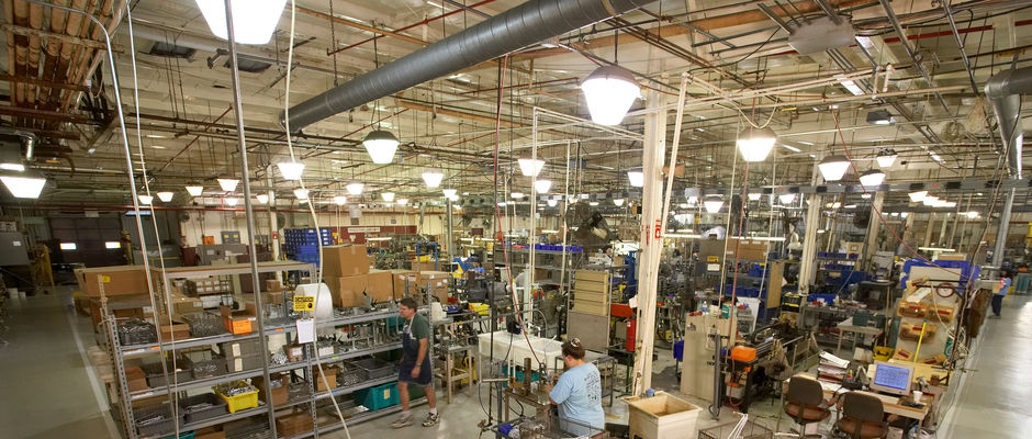 Stark Manufacturing is transitioning from a contract manufacturer to a flow solution provider.
